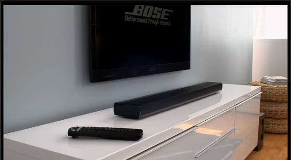Slick Amplifying Soundbars