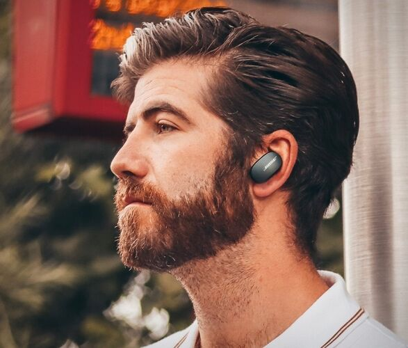 Sleek Noise Cancellation Earbuds