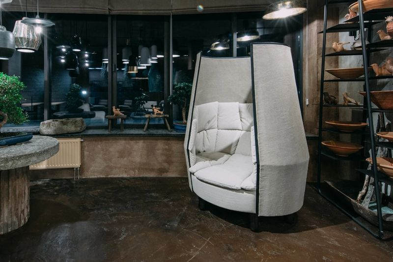 Seclusion Seating Pods
