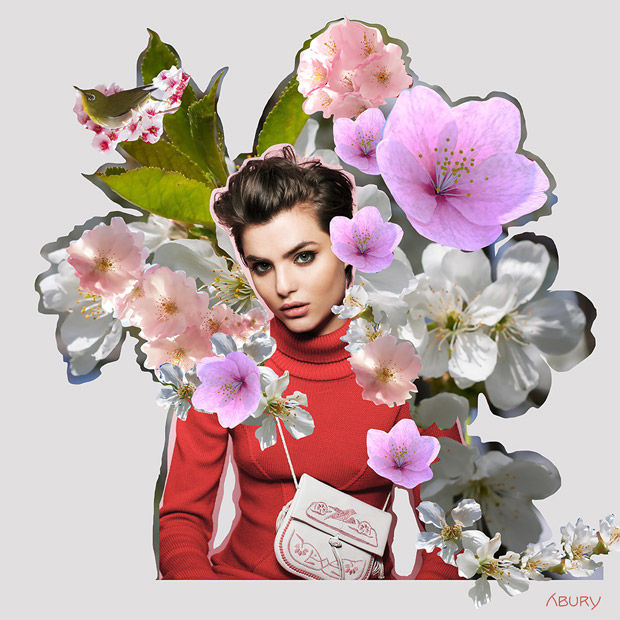 Botanical Collage Campaigns
