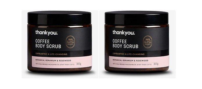 Caffeinated Skin Scrubs
