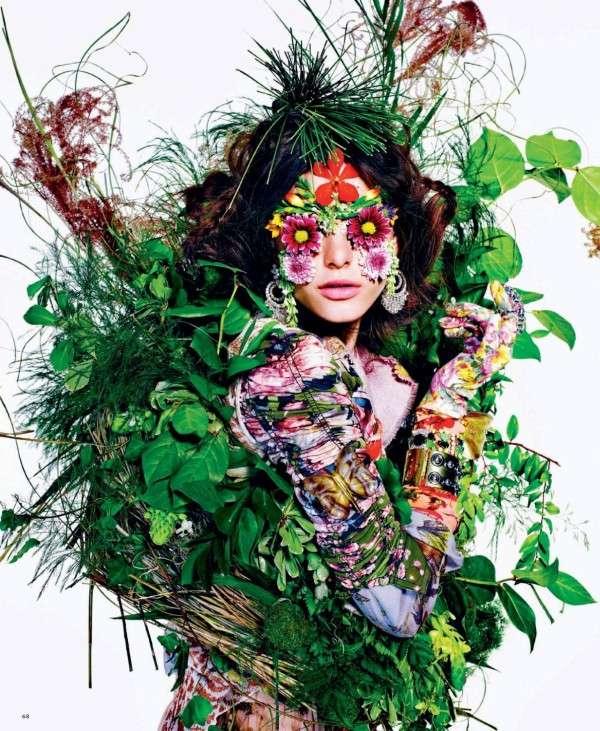 Botanical Human Hybrids