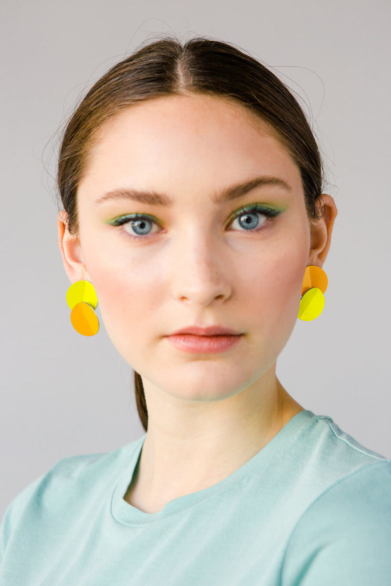 Colorful Botanical Jewelry Designs