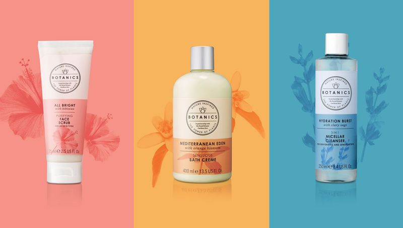 Plant-Based Diverse Skincare