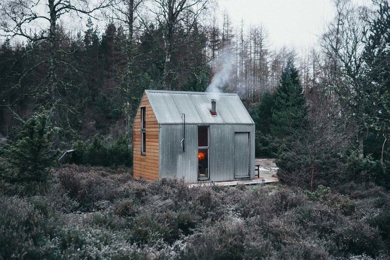 Inspiring Off-Grid Shelters
