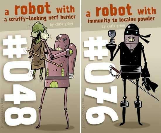 Robotic Art Challenges