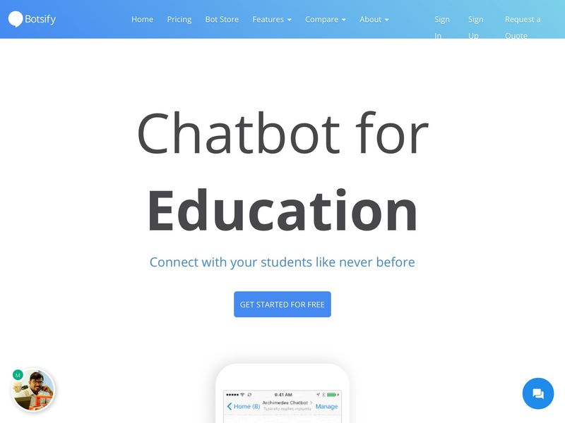 Educational Chatbot Solutions