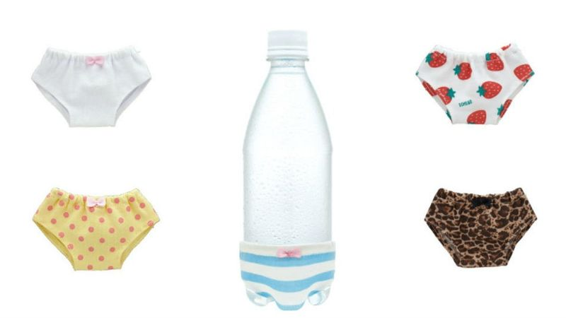 Water Bottle Undies