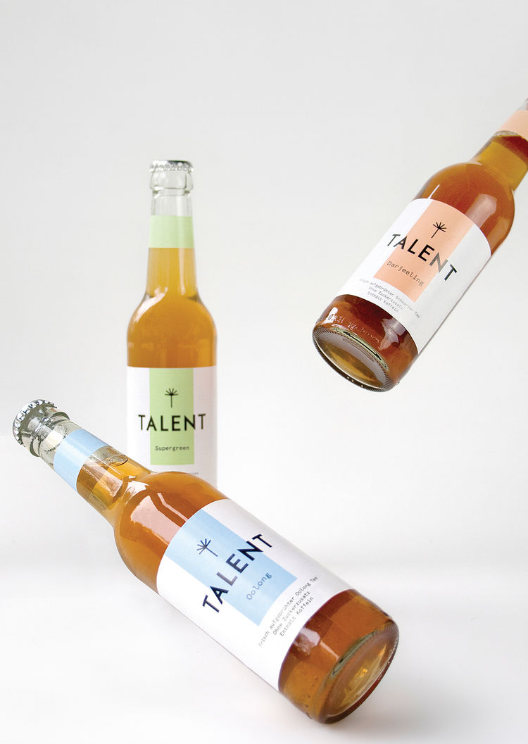Easygoing Tea Bottles