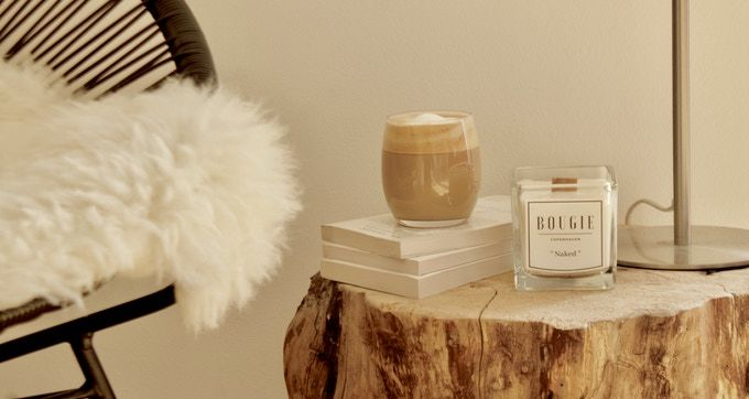 Sustainable Scandinavian-Inspired Candles