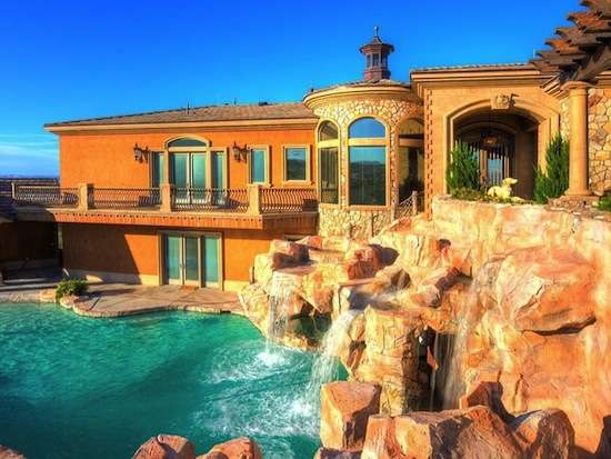 Theme Park Inspired Homes Boulder City Nevada Home