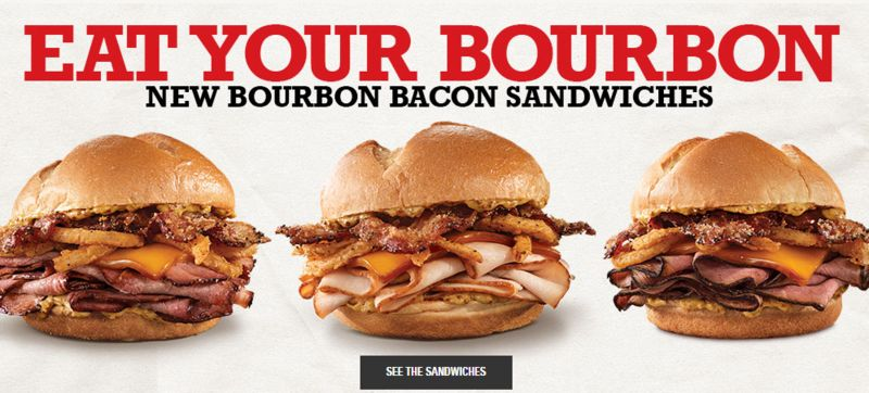 Boozy Bourbon Sandwiches
