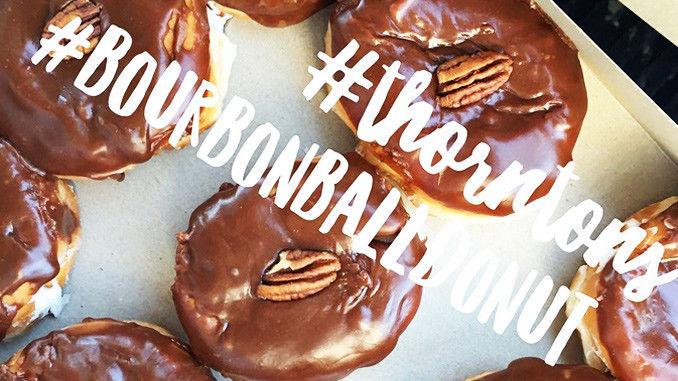 Boozy Bourbon Donuts