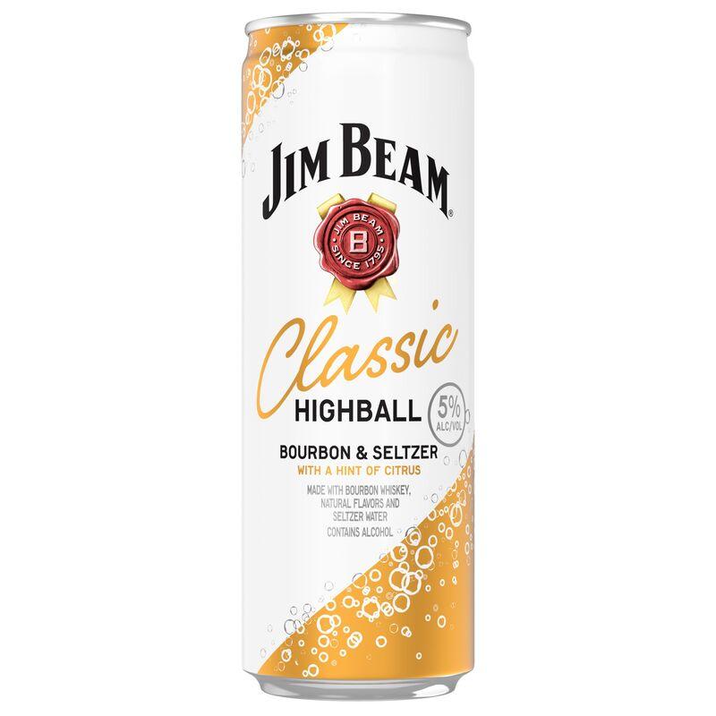 Bourbon-Based Canned Cocktails