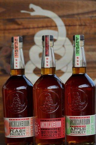 Fruit-Infused Whiskeys