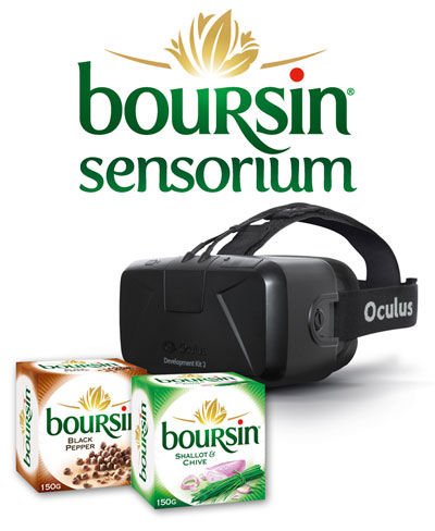 Virtual Reality Flavor Journeys