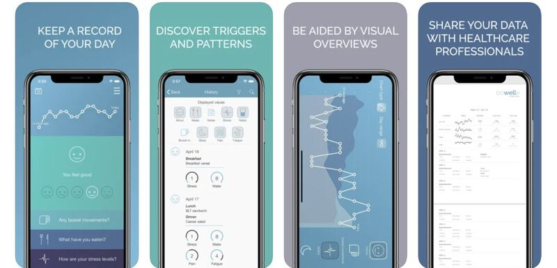 Intuitive Digestion-Tracking Apps