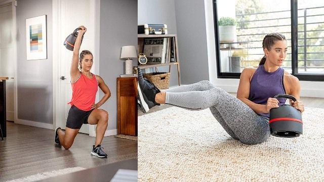 Adjustable Workout Kettlebells