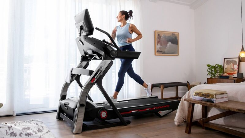 Real-Time Coaching Treadmills