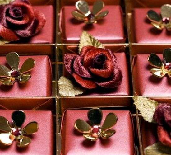 $10,000 Chocolates