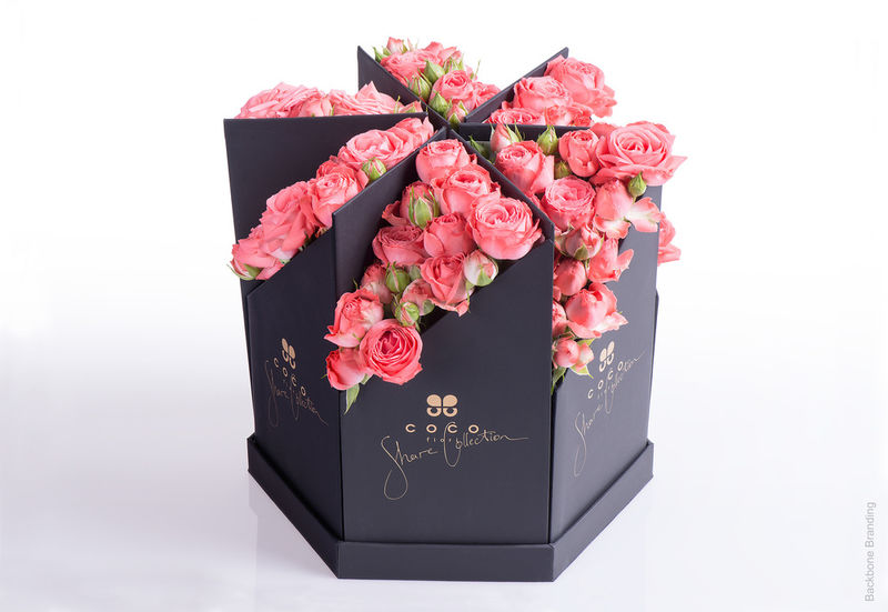 Shareable Boxed Bouquets