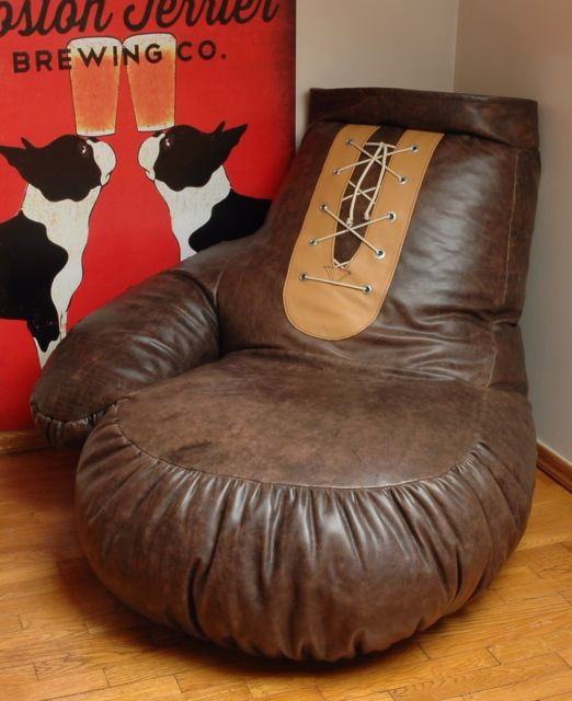 Enormous Boxing Glove Chairs