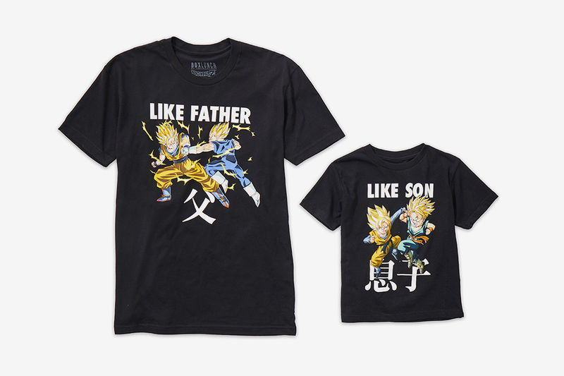 Father's Day-Honoring Anime Tees