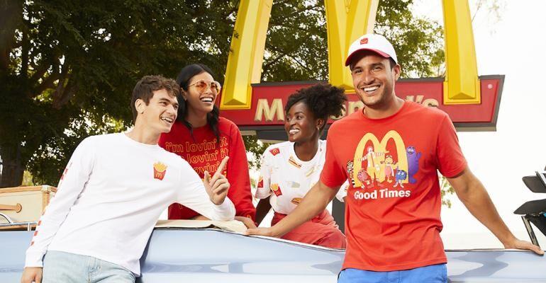 Fast-Food-Themed Apparel