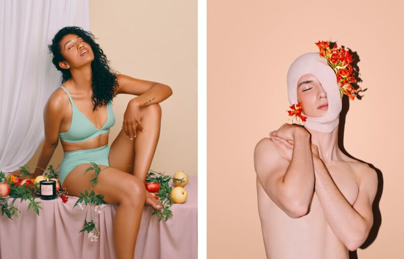 Genderless Intimates Collections