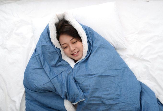Huggable Stress-Reducing Blankets