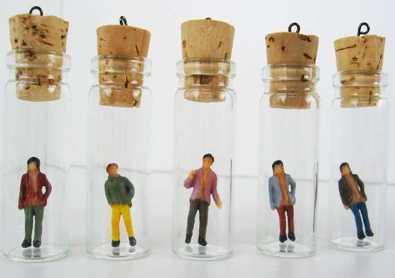 Boy-Toy Pendants