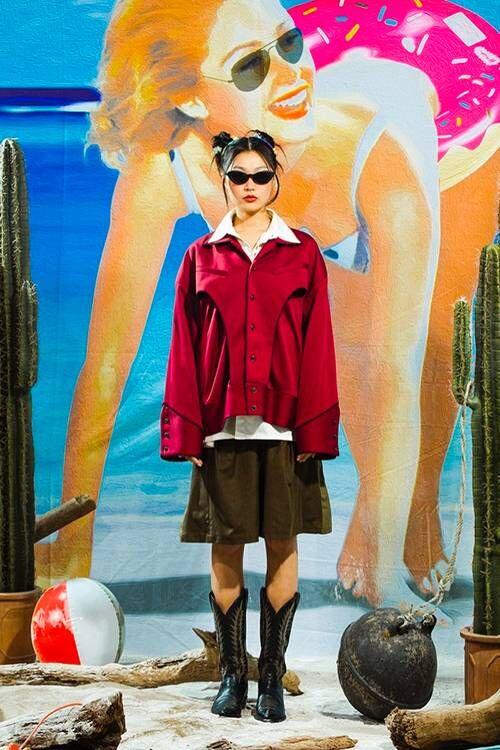 Nostalgic Summer-Ready Streetwear