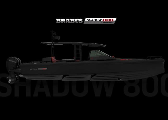 Supercar-Inspired Motorboats
