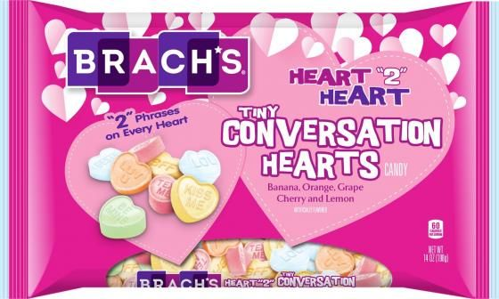 Contemporary Message Candies