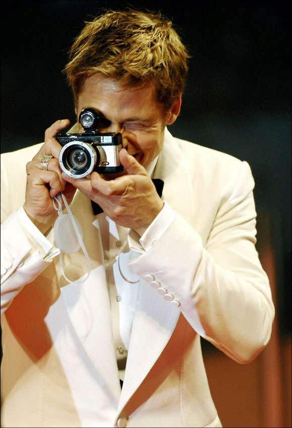 Brad's Lomo Camera