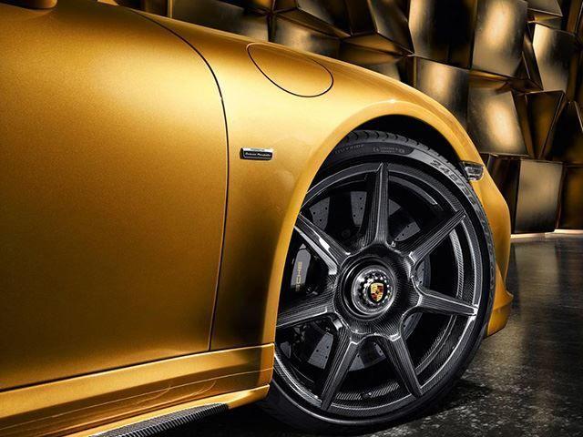 Performance-Enhancing Luxury Wheels