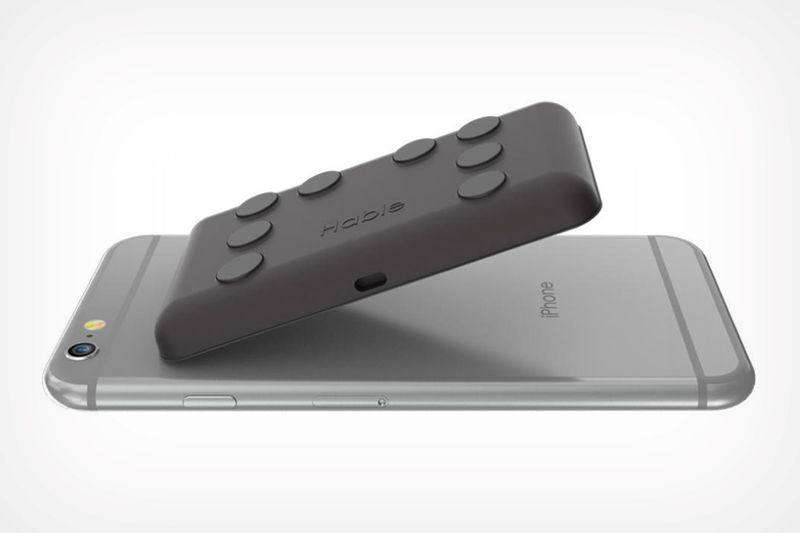 Braille Smartphone Keyboards