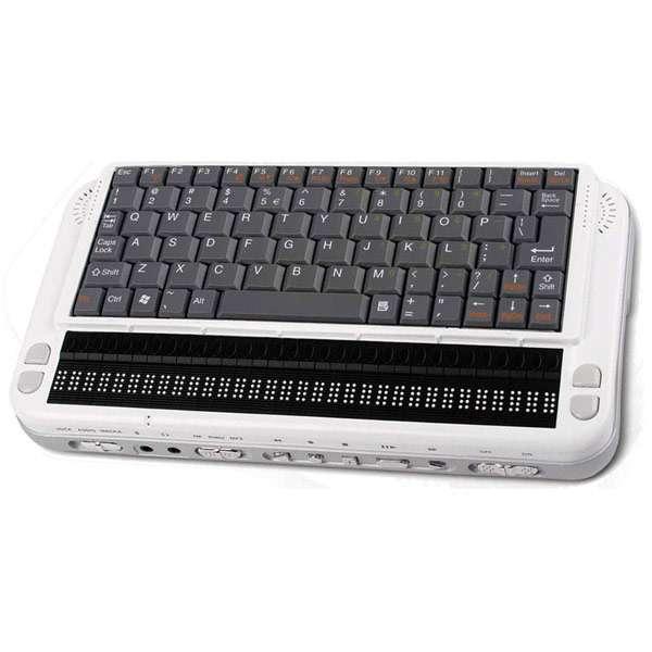Braille Laptops