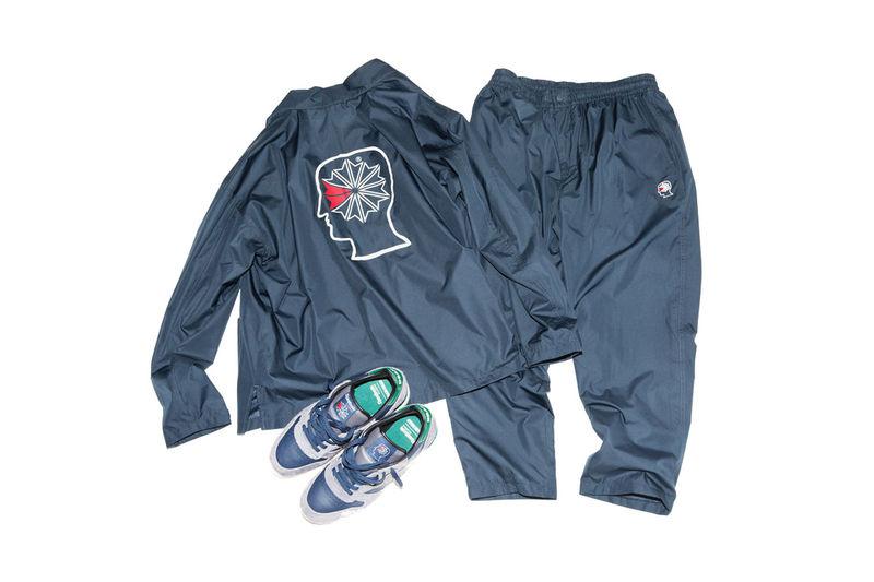 Noragi-Inspired Track Jackets