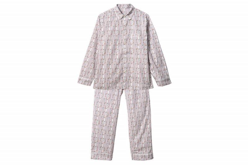 Stylish Pinstripe Pyjamas