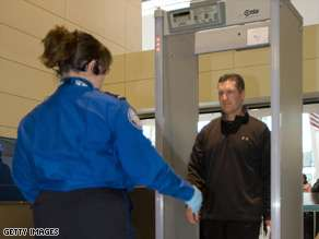 Airport Security Brain Fingerprinting