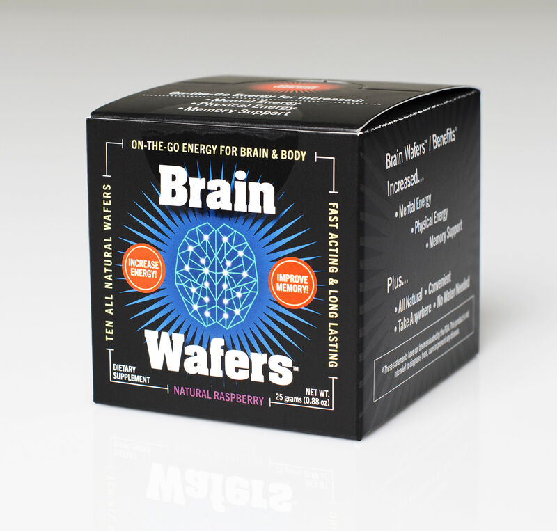 Energizing Nootropic Wafers