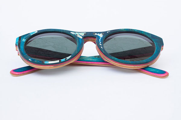 Recycled Skateboard Sunnies
