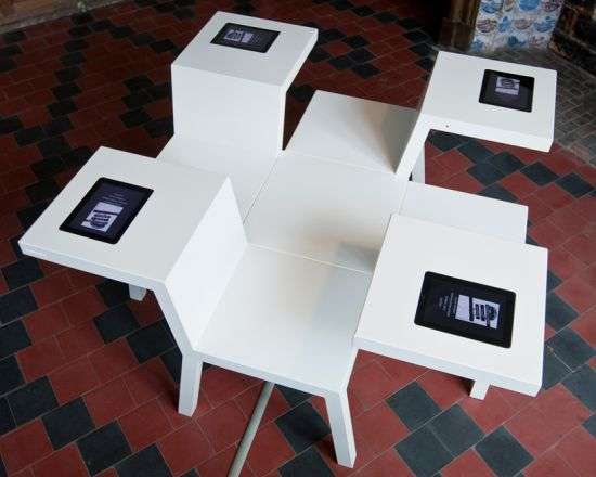Touchscreen Tabletops