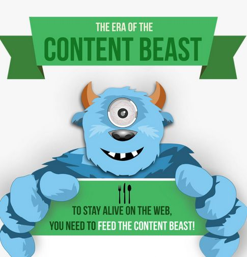 Tasty Brand Content Infographics