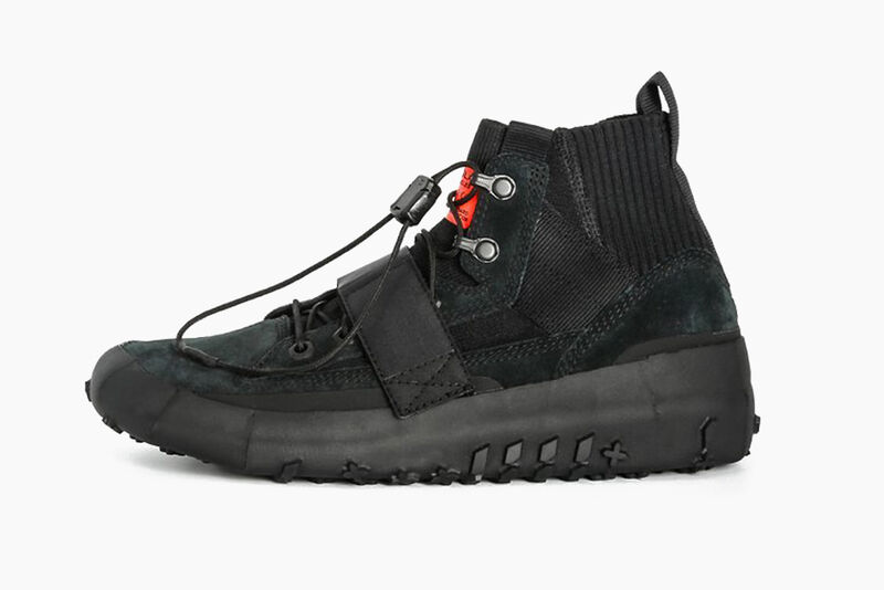 Featherlight Military-Inspired Footwear
