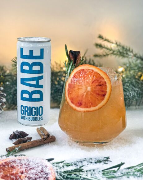 Branded Holiday Cocktail Recipes