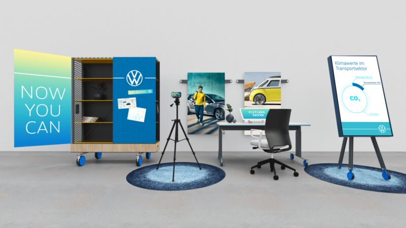 Modular Home-office Furniture Systems
