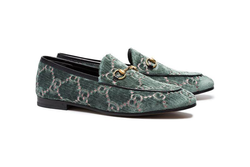 Luxurious Velvet Loafers