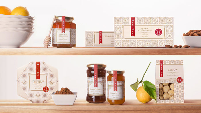 Exotic Artisanal Preserve Packaging